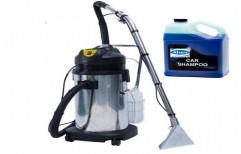Car Shampoo Vacuum Cleaner by NACS India
