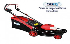 Electric Lawn Mower 1800 Watt Induction Motor Powered by NACS India
