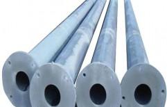 Galvanized Steel Tubular Poles by J. K. Poles & Pipes Co.