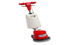 Mini Single Disc Floor Scrubber 13 inch by NACS India