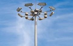 Polygonal High Mast Pole by J. K. Poles & Pipes Co.