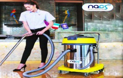 Professional Vacuum Cleaner by NACS India