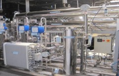 Pure Water Generation System by Dairy Pharma Chem Liners