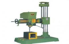Radial Drill Machine by Yamuna Trading