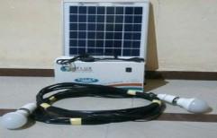 Solar Mini Home Light Kit by Shree Enterprises