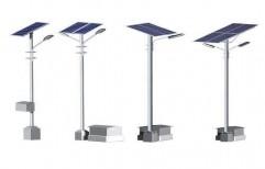 Solar Street Light by Shiv Shakti Enterprise