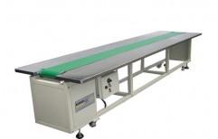 SS Packaging Conveyor by Akshar Engineering Works