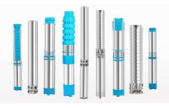 Submersible Borewell Pump by Yamuna Trading