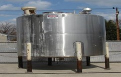 Chemical SS Tank by Akshar Engineering Works