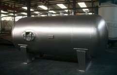 Cylindrical Vessels by Akshar Engineering Works