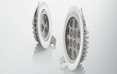 LED Down Light (Clear Lens) by Lakshmi Corporations