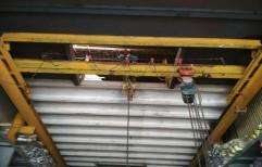 Overhead Bridge Cranes by Yash Enterprises