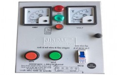 Single Phase Control Submersible Pump Panel by Arun Brothers
