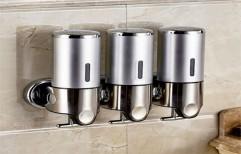 Soap Dispenser New Elegant Design Lever Push Type by NACS India
