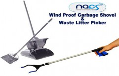 Wind Proof Garbage Shovel and Waste Litter Picker by NACS India