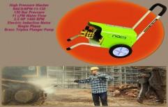 High Pressure Tank Cleaning Machine 130 Bar 11 LPM by NACS India