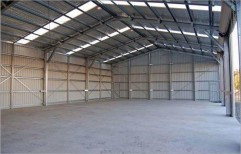 Industrial Structural Farm Sheds by Yash Enterprises
