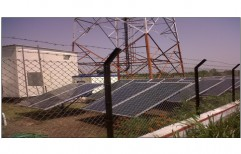 Solar Power Plant for Telecom Tower by Esso Fab Tech Private Limited