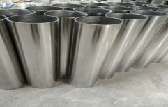 Stainless Steel Pipes by Accurate Enterprise