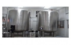 Stainless Steel Tanks by Dairy Pharma Chem Liners