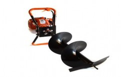 Earth Auger by Raman Machinery Stores