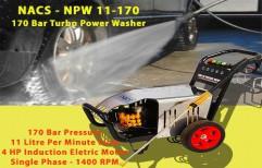 High Pressure Jet Washer 11 LPM 200 Bar by NACS India
