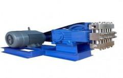High Pressure Plunger Pump by Yash Enterprises