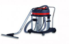 NVAC60 Double Motor Industrial Vacuum Cleaner by NACS India