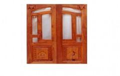 Paneled Interior Door by Mahalsa Designer Doors