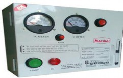 Pump Control Panel by Unimake Engineering Works