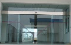 Sensored Glass Doors by Vir Krupa Engineers