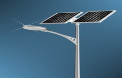 Solar Street Light by K. M. Enterprises