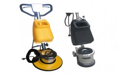 Stair Cleaning Mini Scrubber Machine by NACS India