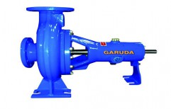 Stock Pump by Garuda Engineering Technology