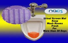 Urinal Screen Mat by NACS India