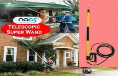 Water Fed Telescopic Pole by NACS India