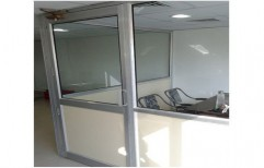 Aluminium Office Partitions by Vir Krupa Engineers