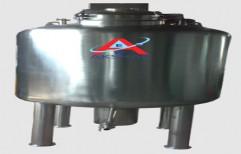 Jacketed Stainless Steel Storage Vessels by Akshar Engineering Works