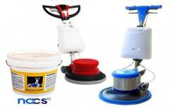 Marble Polishing Machine by NACS India