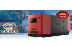 Volvo Eicher Diesel Generator by Raman Machinery Stores