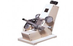Abbe Refractometer by J. S. Enterprises