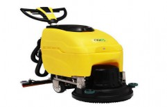 Auto Scrubber Dryer by NACS India