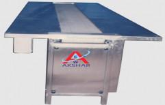 Automatic Packaging Conveyor by Akshar Engineering Works