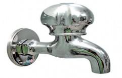 Chromium Plating Brass Bib Cock by Hariom Sanitary