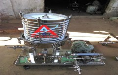 Cocoa Oil Filter Press Machine by Akshar Engineering Works