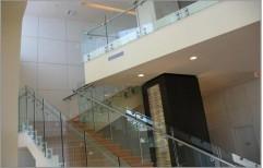 Glass Railing by Vir Krupa Engineers