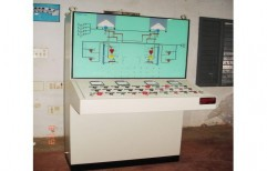 Mimic Control Panel by Ecosys Efficiencies Private Limited