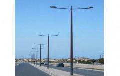 MS Street Light Pole by J. K. Poles & Pipes Co.