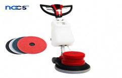Single Disc Cleaning Machine by NACS India