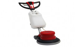 Single Disc Floor Scrubber and Polisher by NACS India